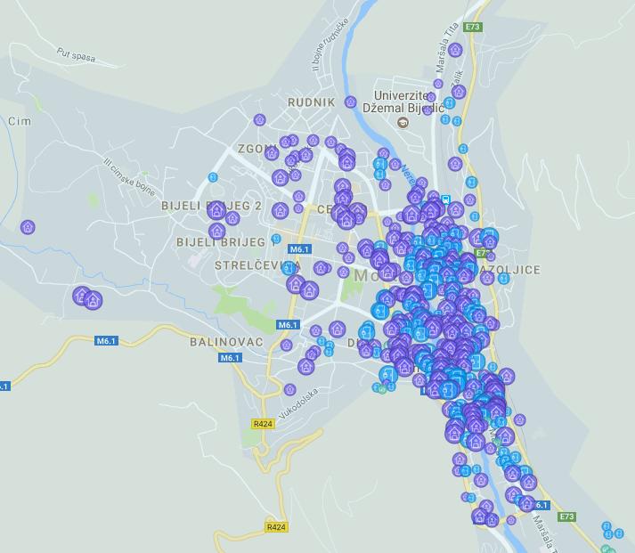 mapa_mostara_airbnb