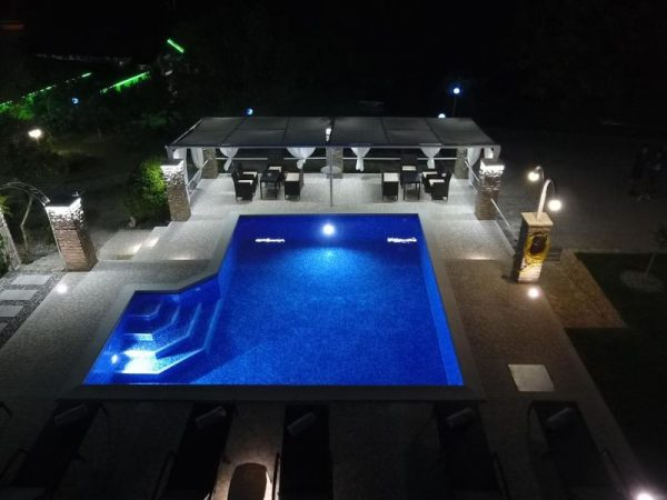 holiday home Medo Drinovci Grude luxury villa with swimming pool