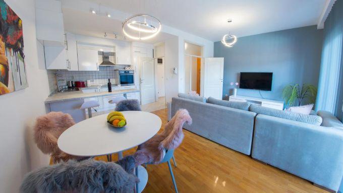Apartmani Mostar - Apartman Infinity - Dvosoban stan u neposrednoj blizini Starog Grada