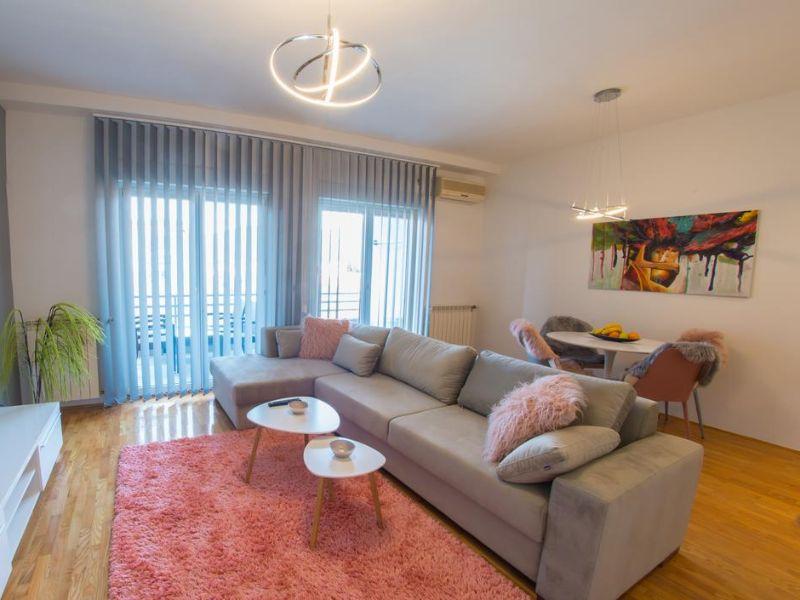 Apartmani Mostar - Apartman Infinity - Dvosoban stan u neposrednoj blizini Starog Grada - Dnevni boravak 3
