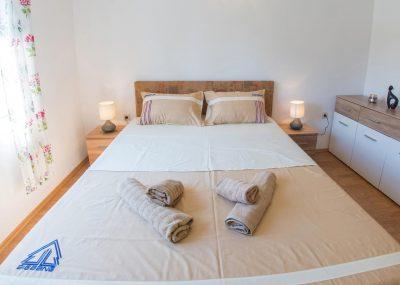 Vila Idila Buna Mostar Vila sa otvorenim bayenom i privatnom plažom soba sa bračnim krevetom