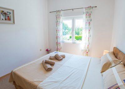 Vila Idila Buna Mostar Vila sa otvorenim bayenom i privatnom plažom soba sa bračnim krevetom i pogledom na bazen