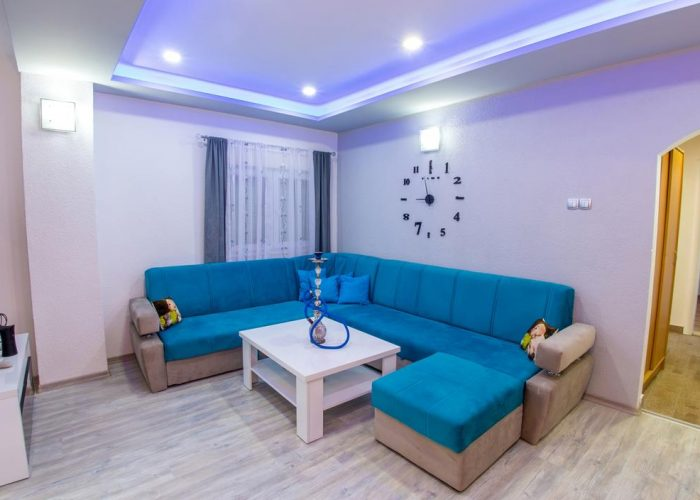 Blue Sky Apartman Mostar Dnevni boravak 2