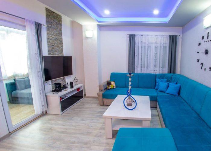 Blue Sky Apartman Mostar Dnevni boravak
