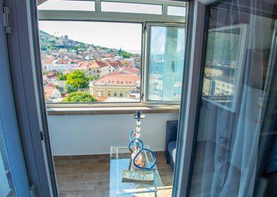 Blue Sky Apartman Mostar Balcon 3
